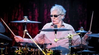 Cream Drummer Ginger Baker Cancelled His Tour Due To 'Serious Heart Problems'