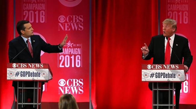 Republican Presidential Candidates Debate In Greenville, South Carolina
