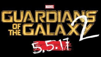 James Gunn quotes 80s hair metal to kick off 'Guardians of the Galaxy 2' filming