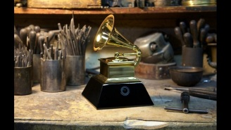This Year's Grammy Awards Have A Camera In Them