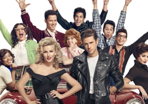 'Grease Live!' was… fantastic?