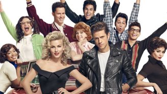 So, how did 'Grease Live' ratings stack up against the live musical competition?