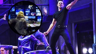 The Most Magical Thing About 'Grease: Live' Was What Happened In The Control Room
