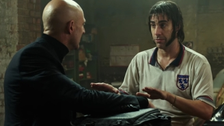 Sacha Baron Cohen Rips Sophisticated Spy Tropes To Bits In The Brand New NSFW 'Brothers Grimsby' Trailer