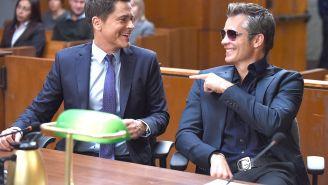 Morning TV Round-Up: 'Brooklyn Nine-Nine' & 'The Grinder' reviews