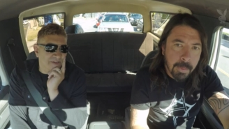 Dave Grohl And Pat Smear Tour Some Of David Bowie's Favorite LA Spots