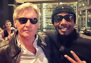 Five Questions Regarding MC Hammer's Tweet About Hanging Out With Harrison Ford