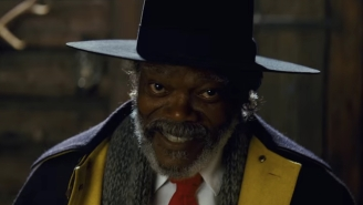 'The Hateful Eight' Undergoes A 'Looney Tunes' Makeover On 'Kimmel'