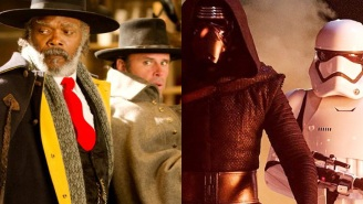 'Hateful Eight' D.P. says Tarantino was 'hurt emotionally' by that 'Star Wars'-Arclight controversy