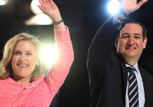 An Enthused Heidi Cruz Vows That Ted Will Show America 'The Face Of God'