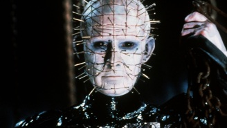 Outrage Watch: The new 'Hellraiser' is getting roasted by original Pinhead Doug Bradley