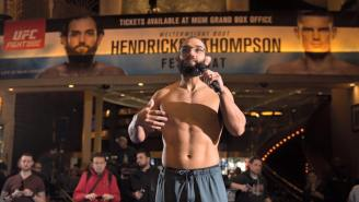 UFC Fight Night 82 Predictions And Live Discussion: Can Bigg Rigg Beat Wonderboy?