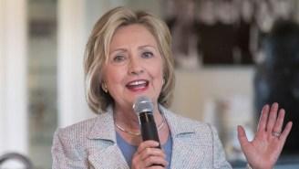 Hillary Clinton Won An Iowa Precinct By Way Of A Coin Toss