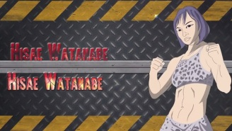 Is Japan's Hisae Watanabe The Scariest Female Fighter?