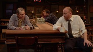 Review: 'Horace and Pete' says goodbye to a regular, and to 'Act 1' of the story
