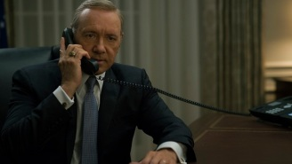 Frank Underwood Is Really, Really Pissed Off In The 'House Of Cards' Season 4 Trailer