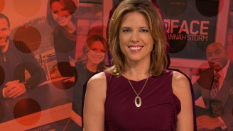 Hannah Storm Helps Us Understand How She Became One Of The Best Interviewers On Earth