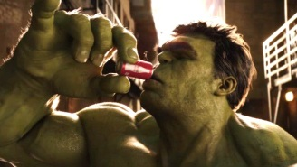 The Hulk And Ant-Man Bond Over Their Love Of Coca-Cola In This Super Bowl Commercial