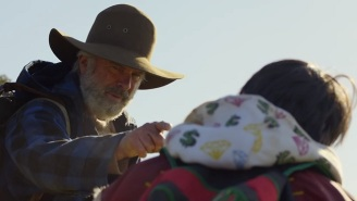 First Trailer For 'Hunt For The Wilderpeople' Features A Hilariously Angry Sam Neill