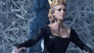 New 'The Huntsman: Winter's War' trailer will have you shouting 'YAAAAAS QUEEN!'