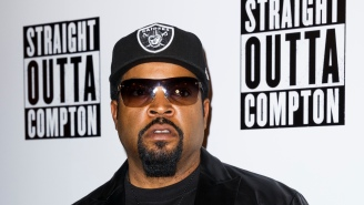 Ice Cube Had The Perfect Explanation For Leaving The Grammys Early