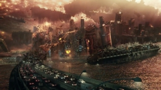 Roland Emmerich Says 'Independence Day' Is Why Superhero Movies Keep Destroying Entire Cities