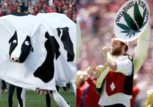 Stanford's Band Really Upset Iowa Politicians Just By Being Awesome