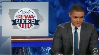 'The Daily Show' Attempts To Make Sense Of The Real Winners And Losers In Iowa