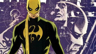 Marvel commits to white Iron Fist despite racist roots