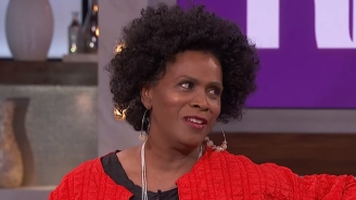 'Fresh Prince' Actress Janet Hubert Takes Her Will Smith Feud To 'The Real'