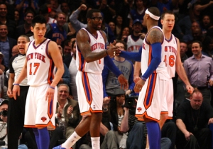 Amar'e Stoudemire's All-Time Team Of Teammates Would Definitely Have A Hard Time Being Teammates