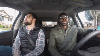 Jerry Rice Went Undercover As A Lyft Driver And Apparently, No One Knows What He Looks Like