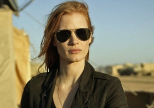 Jessica Chastain Makes A Great 'Painkiller Jane', And Not Just Because It Rhymes