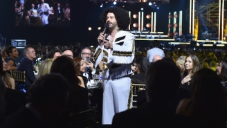 Jimmy Kimmel Dressed Up As Lionel Richie And It Was Glorious To Behold