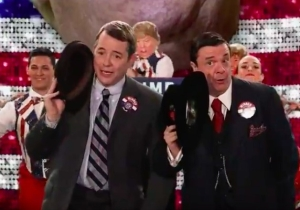 Nathan Lane And Matthew Broderick Created The Trump Musical You Didn't Know You Needed
