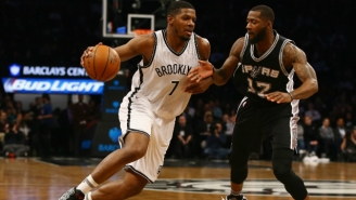Joe Johnson Has Already Seen Things With The Heat He Hadn't Glimpsed His Entire Career