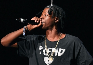 Joey Badass Could Pay $1.5 Million For Reportedly Assaulting A Donald Trump Impersonator