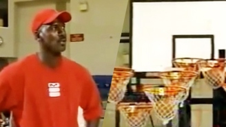 The Time Michael Jordan Appeared On A Japanese Game Show And Made '9 Hoops' History