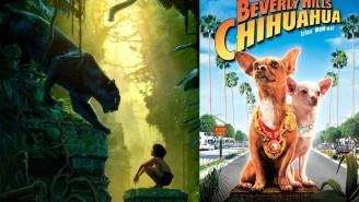 Why Jon Favreau made his 'Jungle Book' crew watch 'Beverly Hills Chihuahua'