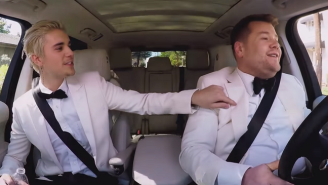 Here Is The Grammy Edition Of Carpool Karaoke With Justin Bieber In Full