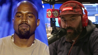 Ebro Shares His Thoughts After Hearing Kanye West's Upcoming Album