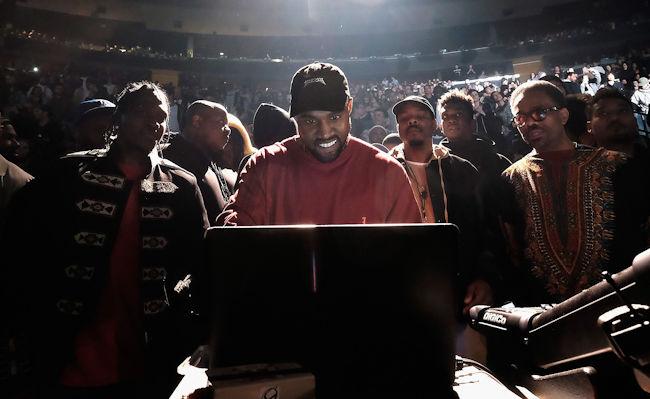 Kanye West Yeezy Season 3 dark