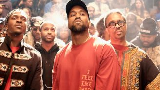 Kanye West's Latest Object Of Inspiration Is IKEA