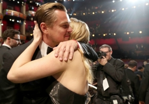 A Lot Of People Were Happy For Leonardo DiCaprio's Oscar Win, But Not As Happy As Kate Winslet