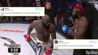 Kimbo Slice's Fight With Dada 5000 Spawns Some Incredible Internet Reactions