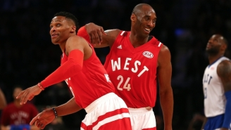 Some Fanatic Paid $100,000 At Auction For Kobe's 2016 All-Star Jersey