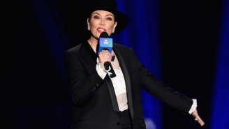 Culture Club Fans Showed Their Displeasure As Kris Jenner Introduced The Band