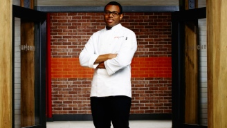 Top Chef's Kwame Onwuachi Explains How He Used Costco Candy To Finance His Dreams