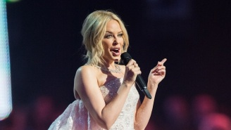 Kylie Minogue Is Not A Fan Of Kylie Jenner's Whole 'Kylie' Trademark Claim