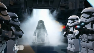 Get A New 'The Force Awakens' Adventure Thanks To This Brilliant 'LEGO Star Wars' Short